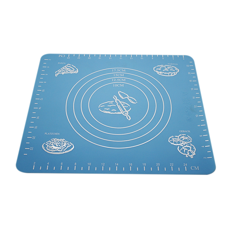 Useful Silicone Roll Cut Mat Square Rolling Cutting Pad