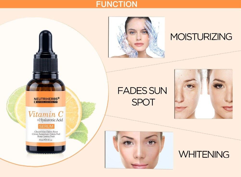 Vitamin C Serum-Function