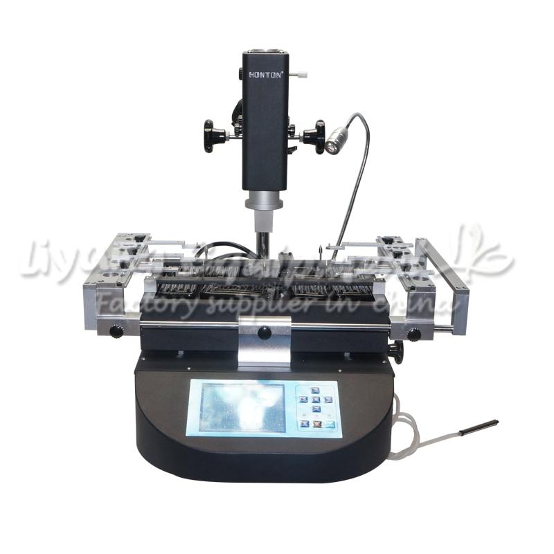 220V Honton R490 BGA Rework Station Reflow Reball machine цена