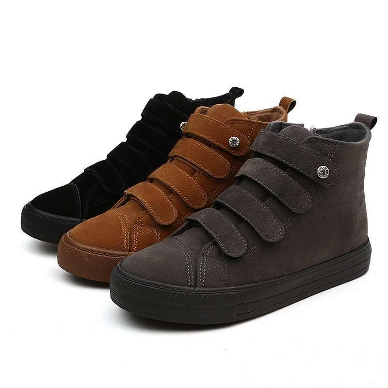 Kadın Kış Ayakkabı Artı Büyük Boy Marka Kadın Ayakkabı Kadın Kışlık Botlar Peluş Sıcak Yüksek Kalite Bling Orta Çizme