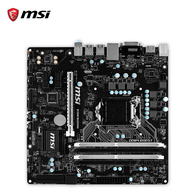 MSI B150M BAZOOKA X64 Driver Download