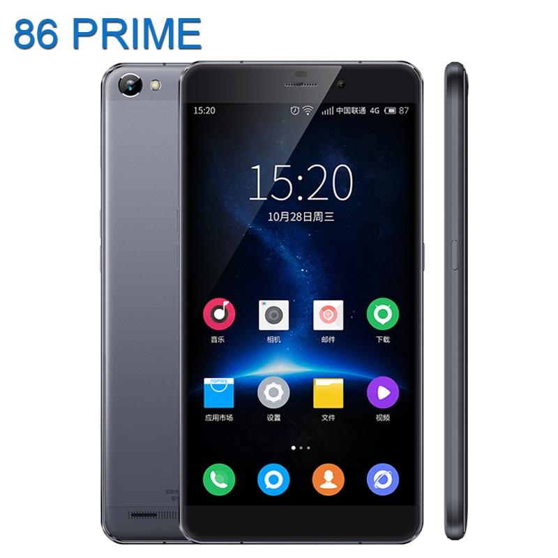 Original Ramos MOS1 MAX 4G LTE Mobile Phone MT6753 Octa Core 6 44 inch FHD 3GB
