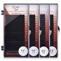 I Beauty Lashes 8mm-16mm Individual Eyelash Extension ib Premium Real Mink Eyelashes CC curl Volume Lashes ibeauty Eyelash Glue