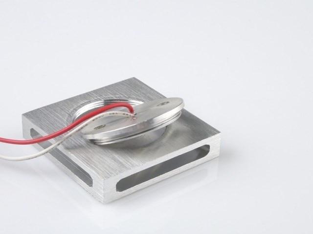 Lâmpadas de Parede 60*60mm de alumínio parede de Material do Corpo : Alumínio