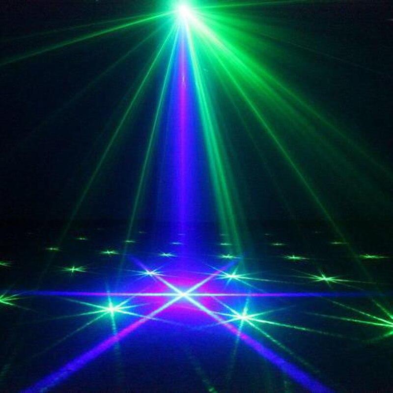 Home Disco Lights: Disco Light Music Stroboscope Effect Laser Projector Ball