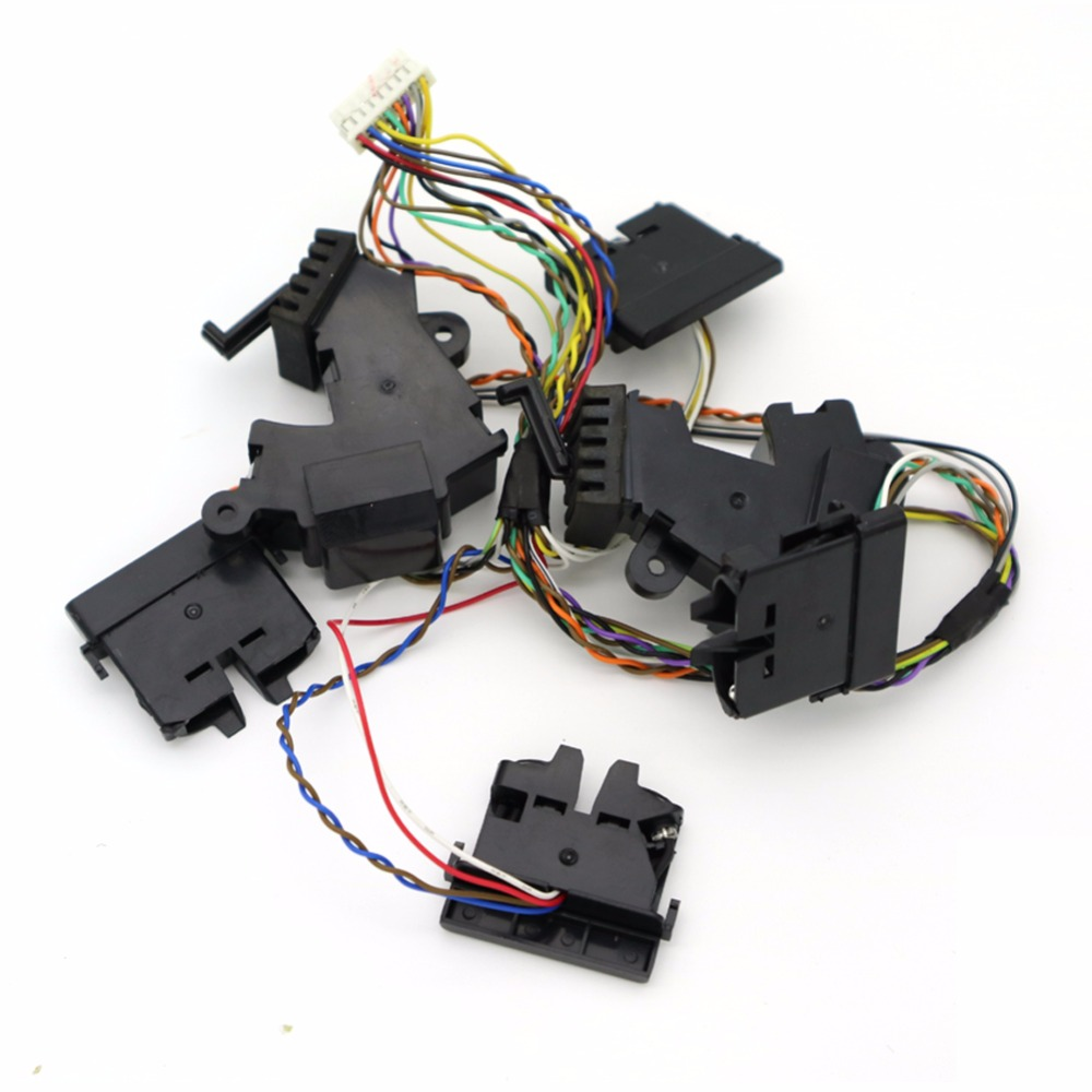 NEW cleaner robot Assembly accessories parts Cliff Sensors + Bumper Sensor for all irobot Roomba 500 600 700 800 series