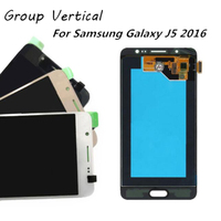 For Samsung Galaxy J510FN J510F J510G J510Y J510 J5 2016 LCD Display Touch Screen Digitizer Assembly