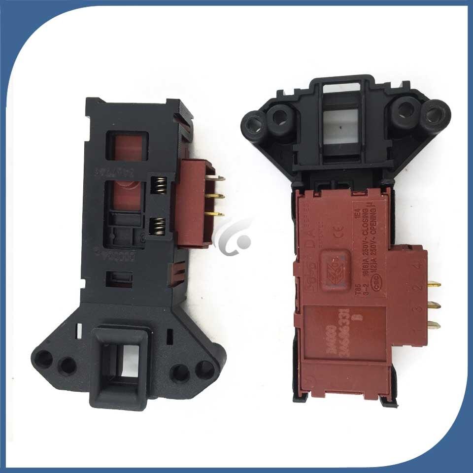 Original New For Haier Washing Machine Door Lock Delay Switch XQG52-HDY1200A/XQG50-600A/XQG50-31BT Electronic Door Lock 1pcs