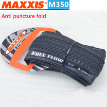 MAXXIS M350 Bicycle Tires 26 27.5 inch 1.95 2.1 65PSI anti puncture fold Mountain Bike Tire цены
