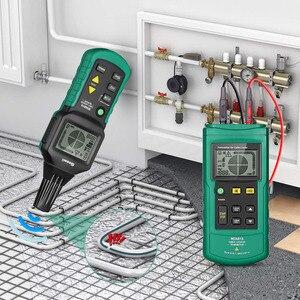 Image 3 - MS6818 Draht Tracker Test Kabel Netzwerk Tragbare Telefon Kabel Locator Unterirdischen Rohr Detektor Kabel Toner Finder