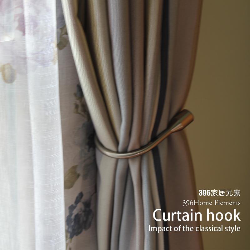 achetez en gros rideau embrasse crochets en ligne des. Black Bedroom Furniture Sets. Home Design Ideas