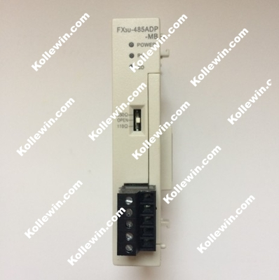 FX3U-485ADP-MB Modbus Serial Special Communication Adapter , RS485 Interface FX3U-485ADPMB for FX3U PLC, FX3U485ADPMB FreeShip fx3u 4ad adp fx3u 4ad adp new in boxed