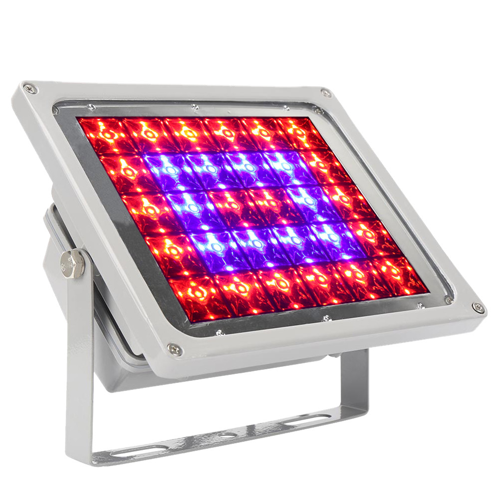 LED Grow Light 12W 40W 60W 100W Full Spectrum Horticulture Flood Plant Lamp For Indoor Garden Flowering Hydroponics System
