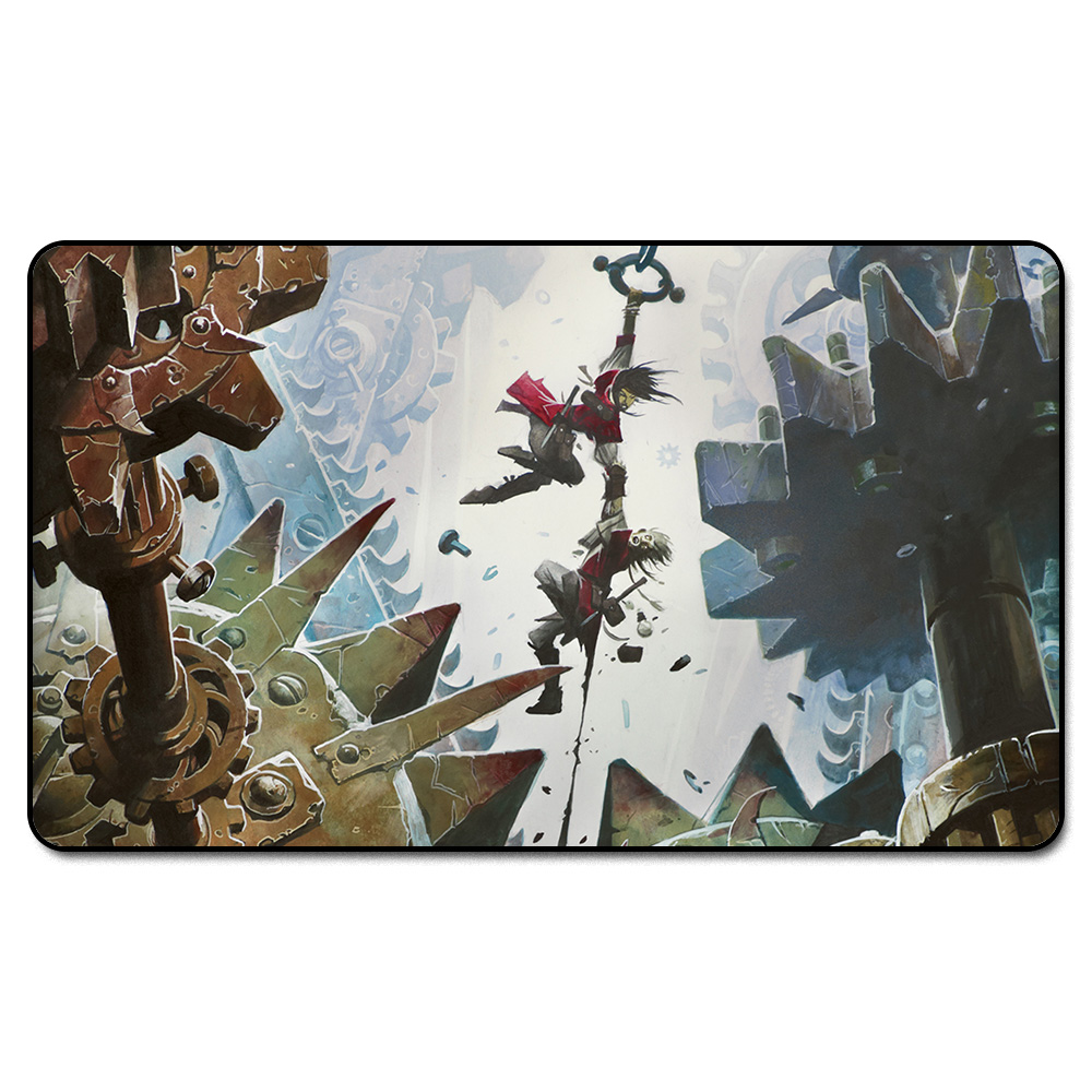 ( Archenemy) Many Choice MGT Playmat Magical Game Custom Playmat,Board Games Proxy Play Mat, Big Mousepad with Free Bag ...