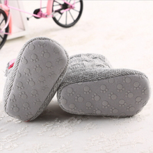 Infant Baby Cotton Knit Shoes  0-18 Months