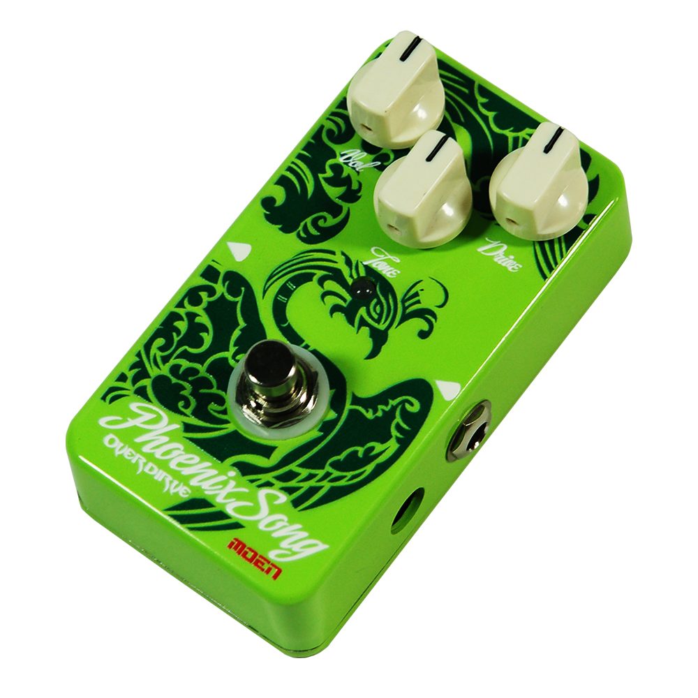 Moen Phoenix Song OverDrive Effect Pedal Electric Guitar Effects AM-OD Over Drive футболка phoenix color f14ct042 2014