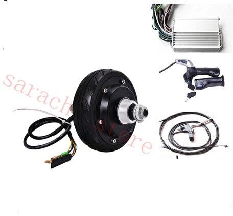 """Elektrický motor kola 5 """"250 W 24 V, sada elektrického skútru, elektrický náboj kola pro invalidní vozík"""