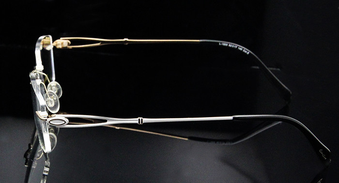 Titanium Rimless Glasses Women (8)