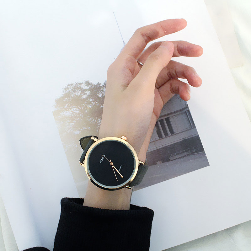Clock Relogio Masculino Fashion Retro Couple Watch Student Quartz Watch Men's Watches Women's Watches  Relogio Feminino