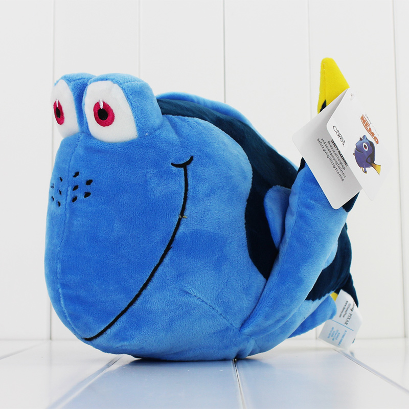 35cm 2016 Movie Finding Dory Finding Nemo Regal Blue Tang Dory Plush Stuffed Soft Animals Toys