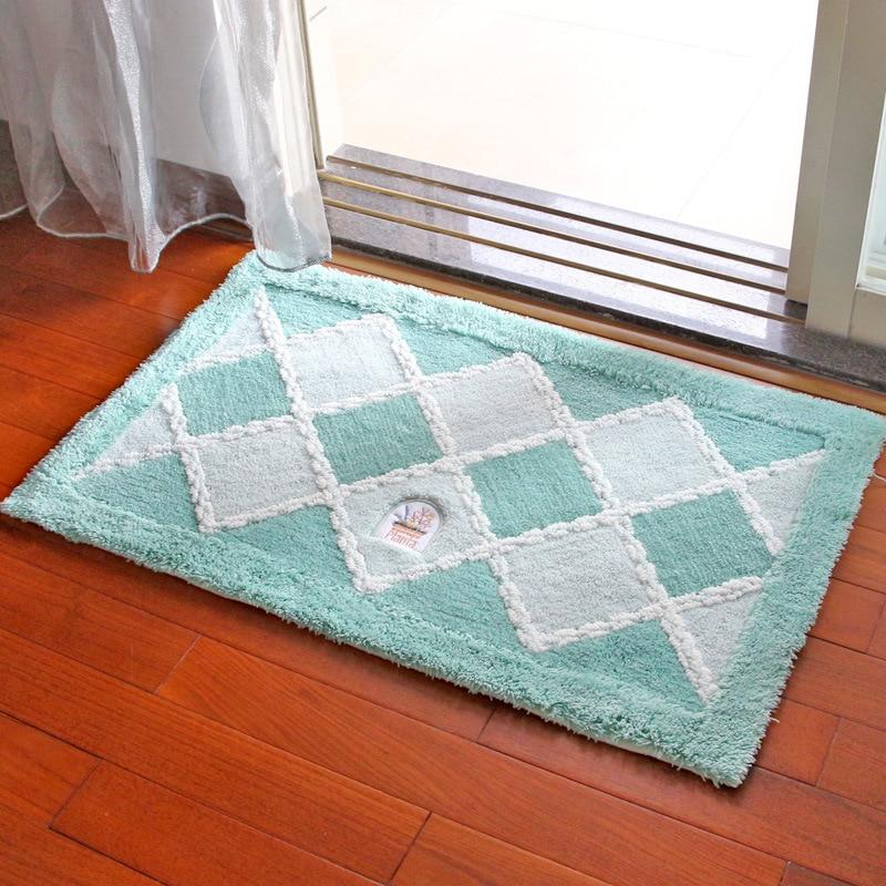 Teppich Fur Wohnzimmer Schlafzimmer Coole Blau Grau Braun Mint Rosa