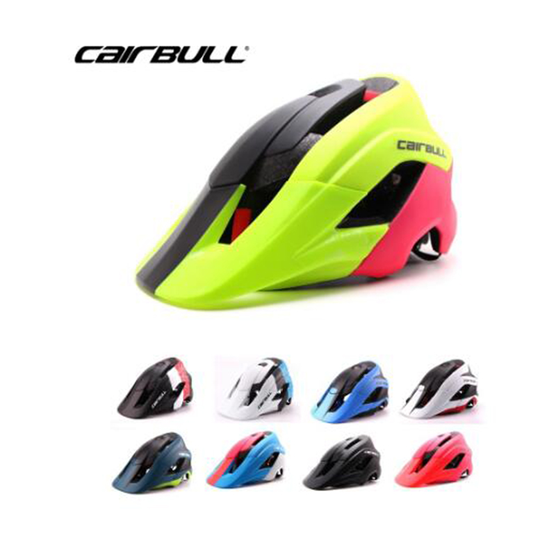 Us 29 89 Cairbull Brand For Fox Metah Bicycle Helmet Mtb Cascos Ciclismo Mtb Casque Velo Route Bike Helmet Bike Size M L In Bicycle Helmet From