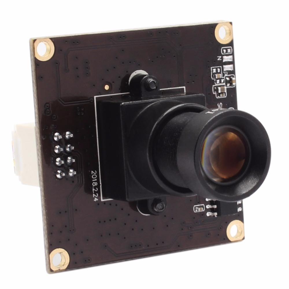 ELP USB 3.0 camera 1920*1080 MJPEG YUYV 50fps Sony IMX291 mini 38*38mm high speed USB camera module for Android Linux Window Mac
