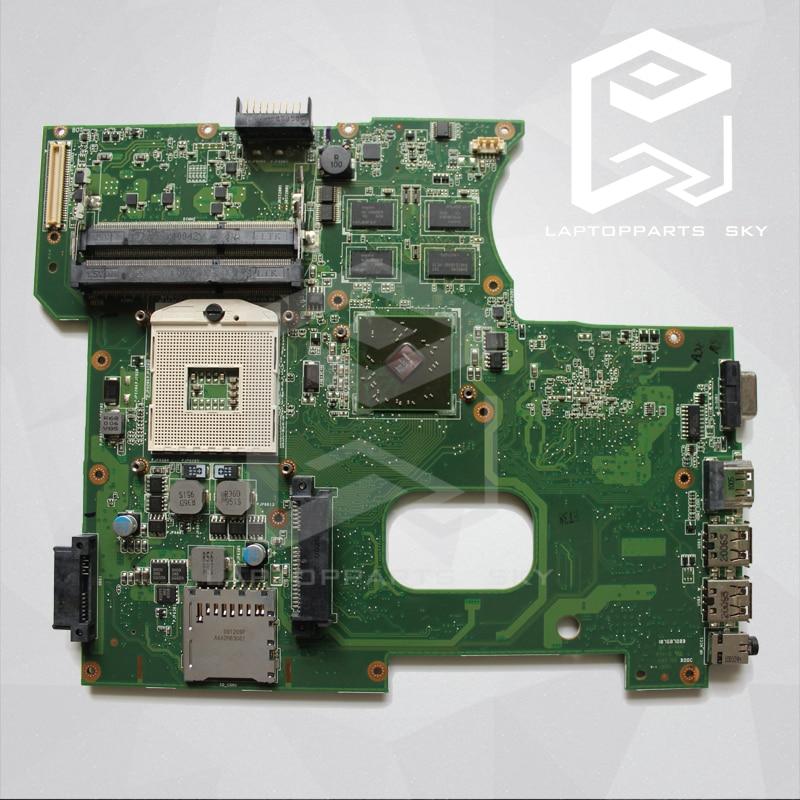Laptop motherboard for Asus A42J X42J K42JP K42JR K42JK mainboard REV:3.0 intel DDR3 60-N0DMB1000-A04 fully tested working good люстра на штанге tl3600x 03ch toplight