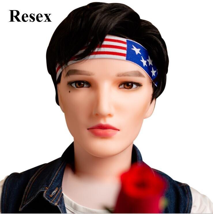 165 cm Top qualité gonflable silicone poupée de sexe pour les femmes, poupée de sexe masculin avec pénis pour homme gay, jouet sexuel poupées en silicone pour femme