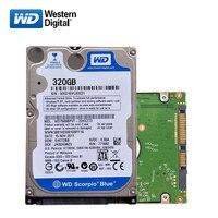 WD Brand 2.5 320GB SATA2 SATA3 Laptop PC Notebook Internal hdd hard disk drive 2mb/16mb 320G 5400RPM 7200RPM 160MB/s disco duro