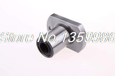 10 pièces Métrique 8mm Diamètre Intérieur Ovale Roulement Linéaire À Bride LMH8