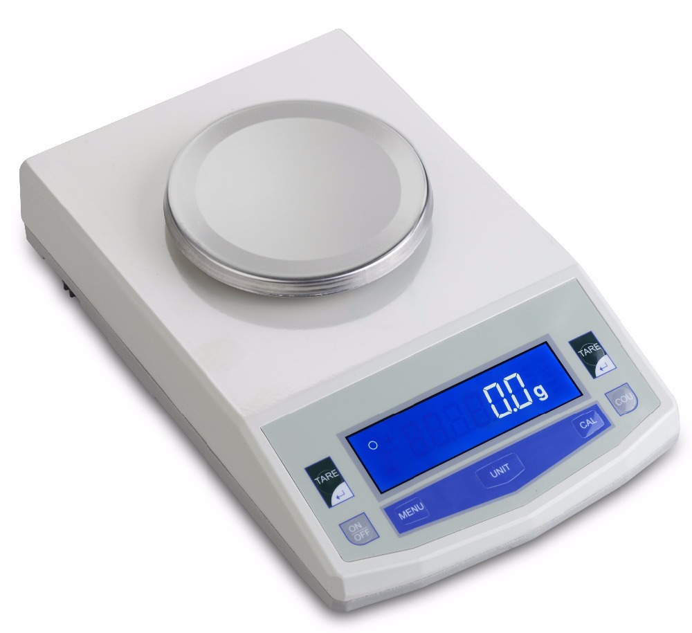 600g x 0.1g Digital Balance Scale LCD Precision Weight 800g electronic balance measuring scale with different units counting balance and weight balance