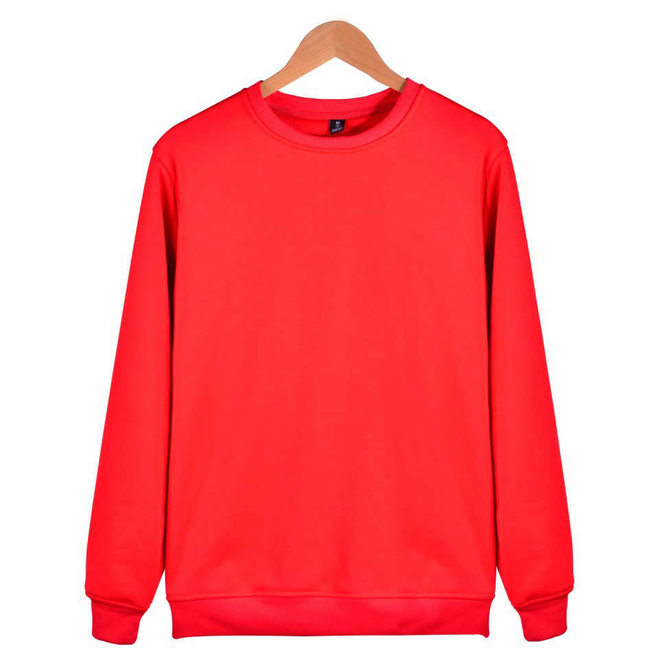 Aikooki Fashion Women Sweatshirt Solid Hoodies men/women Casual Harajuku Red Sweatshirt men/women Pullovers Hoodie Clothes Tops