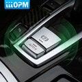 Переключатель стояночного тормоза P Кнопка крышка ABS хром аксессуары для BMW F10 F07 F01 X3 F25 X4 F26 F11 F06 X5 F15 X6 F16 автомобильный Стайлинг