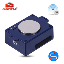 3G Vehicle GPS Car Tracker Strong Magnet Long Standby Time WCDMA GSM Locator Global Use Waterproof Real Time Tracker CCTR-800G цена