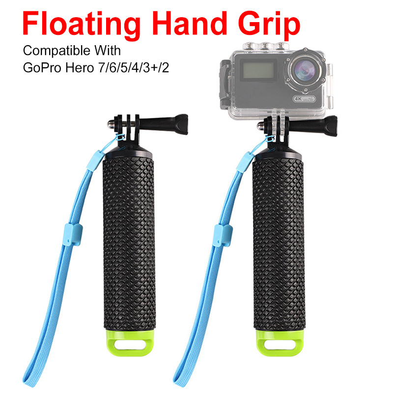 Red JINSE Mini Handheld Stabilizer and Grip for Gopro Hero 4//3+//3//2 Sj4000