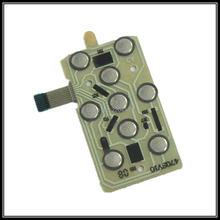 Превосходное качество НОВОГО Основные Кнопки Клавиатуры клавиатура Плиты Flex Ленточный Кабель Совет по Nikon Coolpix S2500