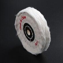 3 ''ткань Полировочный диск буфера польский шлифовальный станок для ювелирных изделий Pad ручной работы