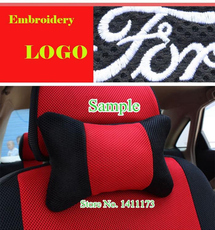 RL-LK167 custom car seat cushions set (3)
