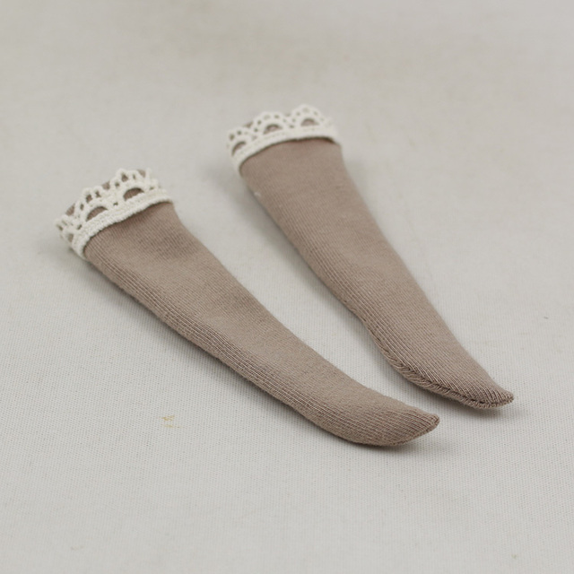 Neo Blythe Doll Lace Silk Stockings