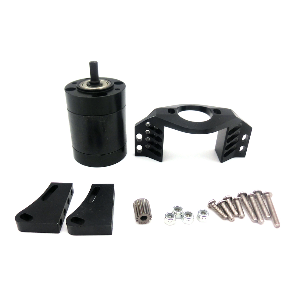 RC Crawler 1:10 D90 Metal Gearbox 1:14 for RC4WD D90 Upgrade Parts