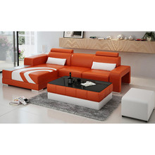 Buy orange sectional sofa and get free shipping on AliExpress.com