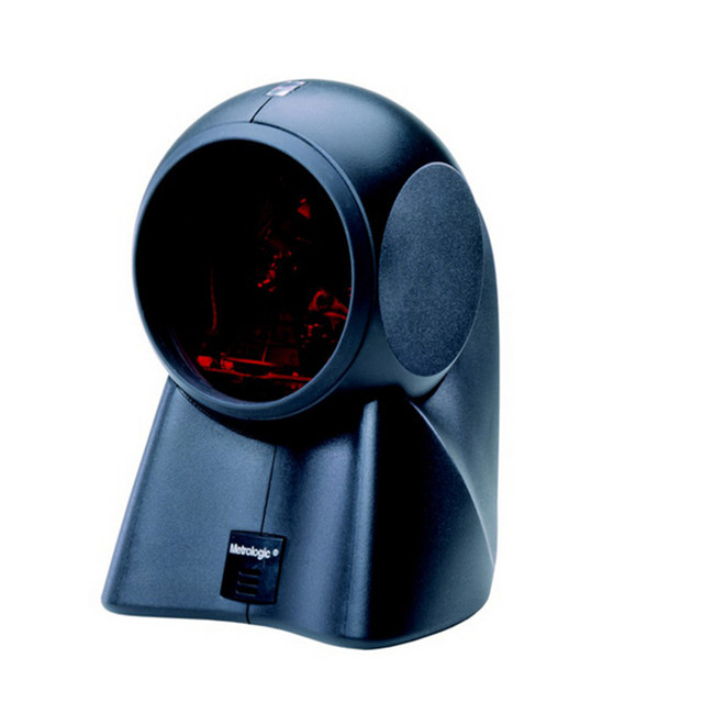 High quality Metrologic MS-7120 Orbit Barcode reader Honeywell big eyes Omni-Directional laser barcode scanner hot sale