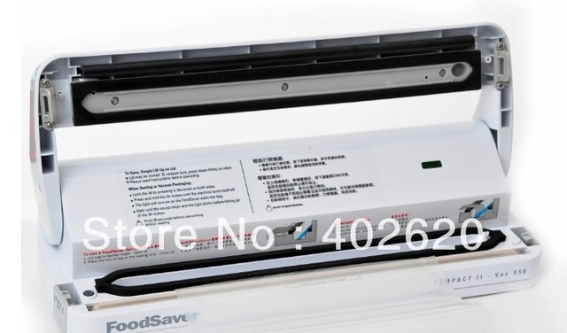 FoodSaver 550,  Vacuum Sealer,   vacuum package machine, Automatic One-Touch, free shipping