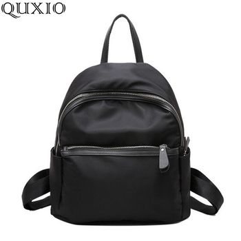 2018 Summer Women Backpacks Vintage South Korea Brand Design Bag Travel Casual Female Nylon High Quality Small Rucksack ZZL188