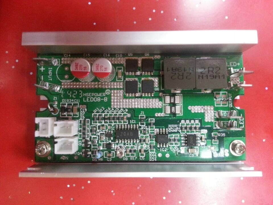 CST-90 CBT-90 אספקת חשמל, מתח גבוה led נהג, יכול דימר על ידי אות PWM. light עד Luminus שלך led עבור 80 W-120 W led