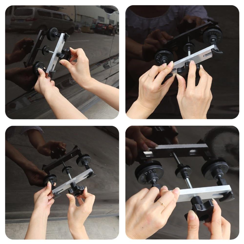 Dent Pulling Bridge Tool For Car (5)