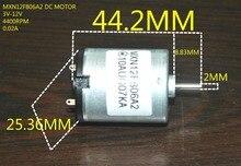 цена на Original MXN12FB06A2  high speed 3-12V  DC motor ~+
