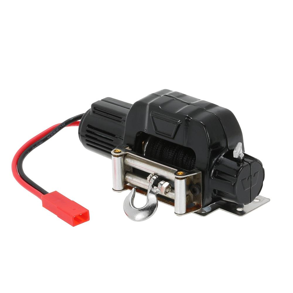 1 10 Mini Electric Warn 9 5cti Winch For Rc 1 10 Jeep