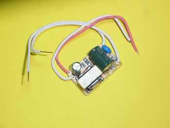 36W Led Driver 18W/19W/20W/21W/22W/23W/24W/25W/26W/27W/28W/29W/30W/31W/32W/33W/34W/35W/36W Lamp Transformer Output 300mA 100PCs